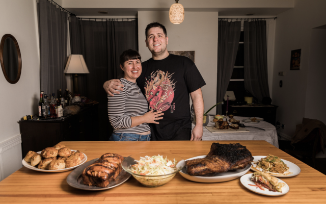 Haskel's Delicatessen at home (Photo by Ben Prisbylla)