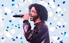 Daveed Diggs (Kevin Mazur/Getty Images for WarnerMedia via Hey Alma)