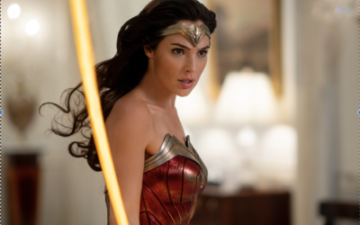 "Gal Gadot as Diana Prince in ""Wonder Woman 1984"" (Photo courtesy of Warner Bros. Entertainment)"