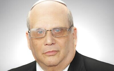 Rabbi Larry Heimer (Photo courtesy of UPMC)