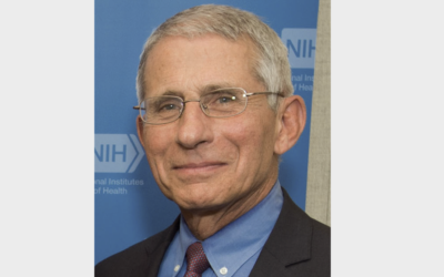 Dr. Anthony Fauci (NIH Image Gallery from Bethesda, Maryland, USA, Public domain, via Wikimedia Commons)