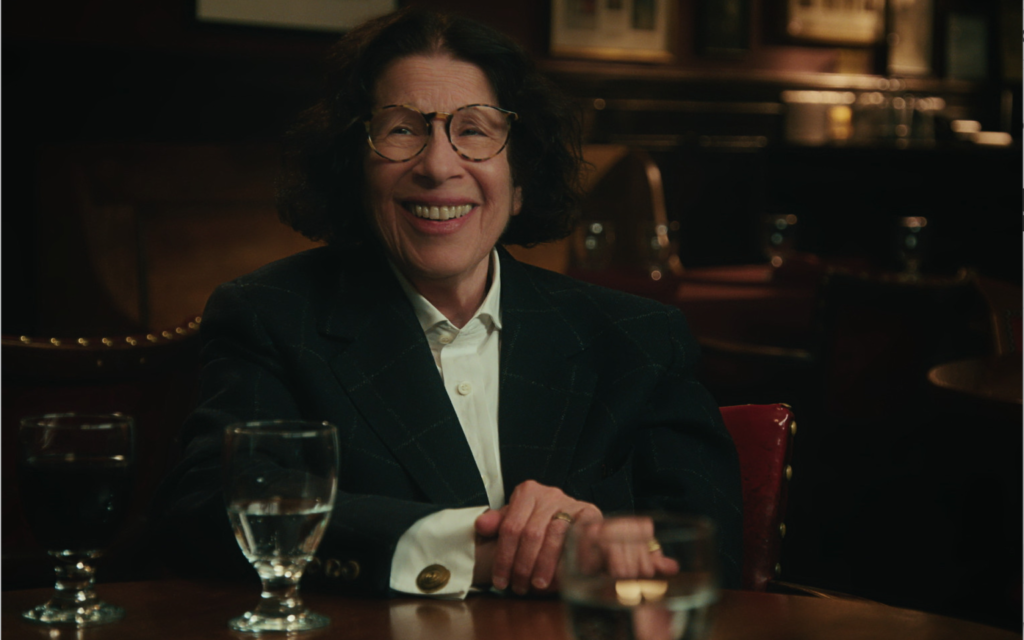 """Fran Lebowitz in """"Pretend It's a City"""" (Photo courtesy of Netflix via Jewish Exponent)"""