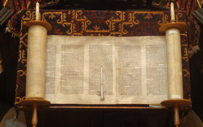"""Torah"" by Lawrie Cate is licensed under CC BY 2.0"