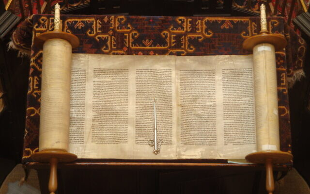 """""""Torah"""" by Lawrie Cate is licensed under CC BY 2.0"""