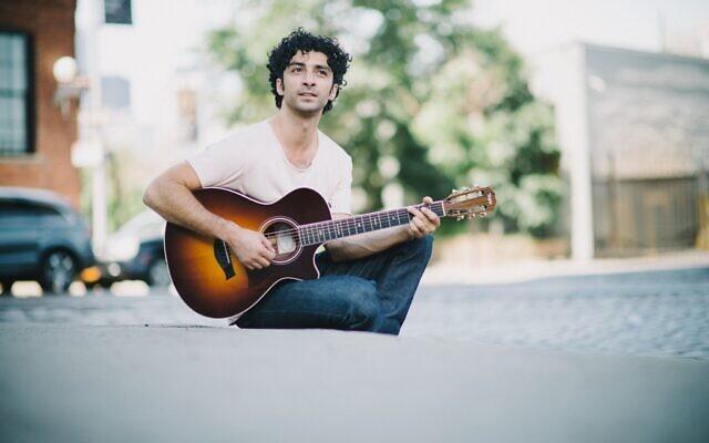 Noah Aronson (Photo by Daniel Silbert)