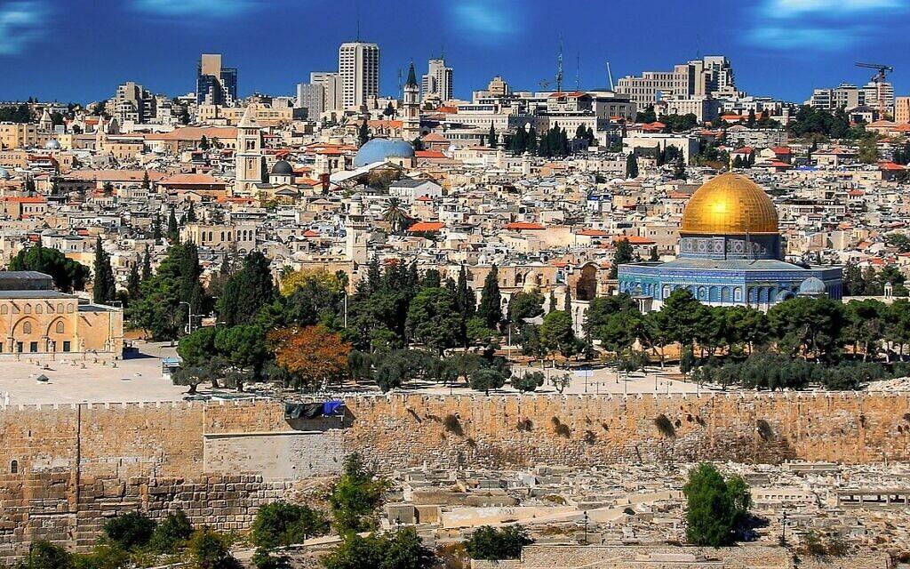 Jerusalem (Photo via Pixabay)
