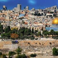 Jerusalem (Photo via Pixabay)