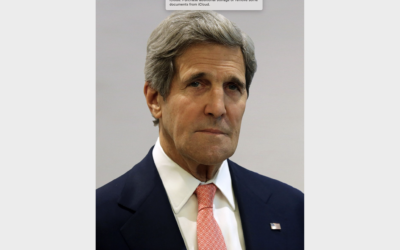 John Kerry (United States Department of State, via Wikimedia Commons)