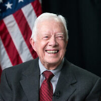 Former President Jimmy Carter (Photo via LBJ Library)