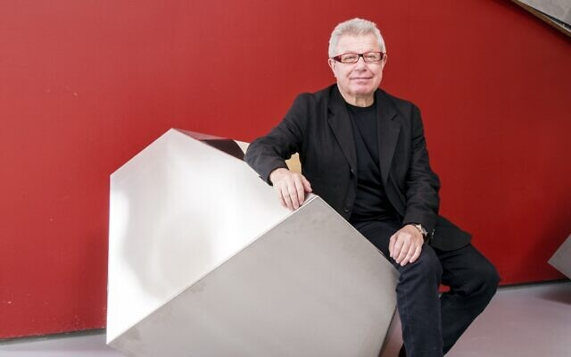 Daniel Libeskind (Photo copyright Stefan Ruiz)