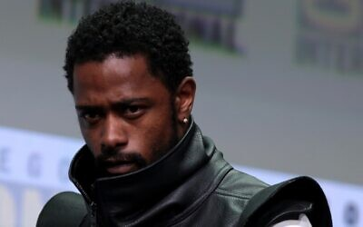 Lakeith Stanfield (Photo by Gage Skidmore, CC BY-SA 3.0 creativecommons.org/licenses/by-sa/3.0>, via Wikimedia Commons)