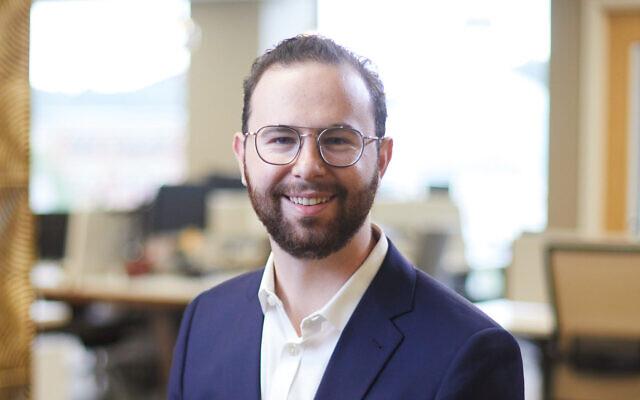 Matt Abramson. Photo courtesy of Matt Abramson