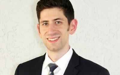 Yaakov Saxon. Photo courtesy of Touro College