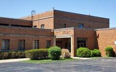 St. Rosalia School. Photo courtesy of Yeshiva Schools of Pittsburgh