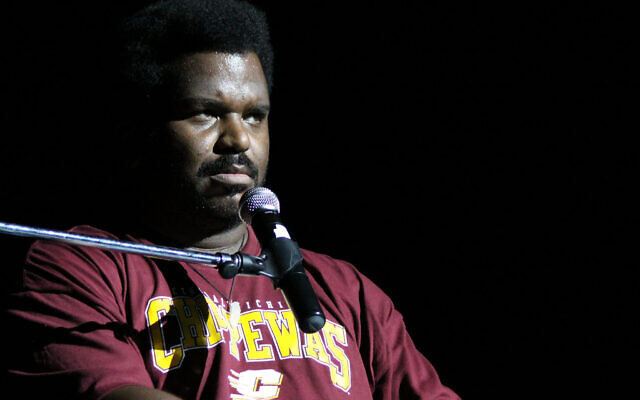 """""""Craig Robinson"""" by JSmith Photo is licensed under CC BY-ND 2.0"""