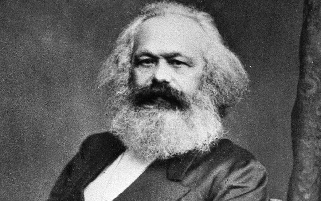 Karl Marx (John Jabez Edwin Mayal, Public domain, via Wikimedia Commons)