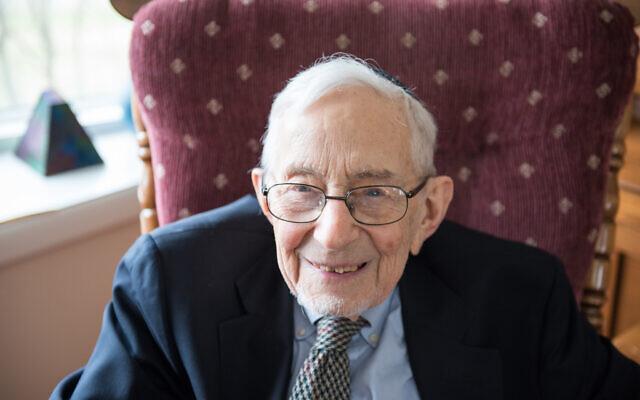 Jerome Rosenberg (Photo courtesy of the Rosenberg family)