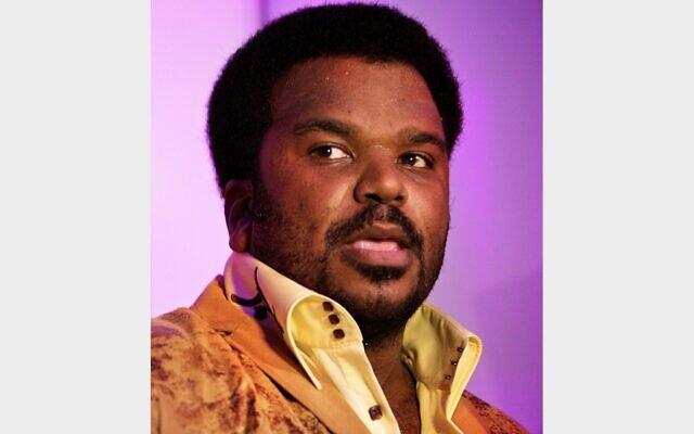 Criag Robinson (Photo by Mark Sebastian from New York City, CC BY-SA 2.0 creativecommons.org/licenses/by-sa/2.0>, via Wikimedia Commons)