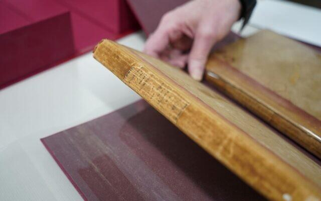Richard Rauh donates rare books and materials to Pitt