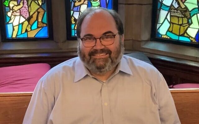 Rabbi Daniel Fellman (Photo courtesy of Temple Sinai)