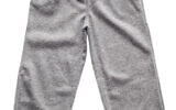 Gray sweatpants. Photo by taratata via iStock