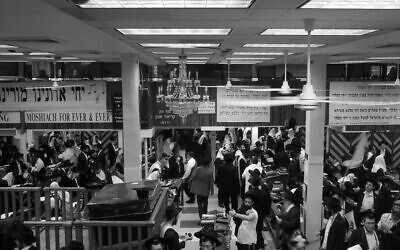 Crown Heights has changed from an all Jewish neighborhood. Community groups have worked together to promote unity. Photo by Spicygreenginger courtesy of flickr.com
