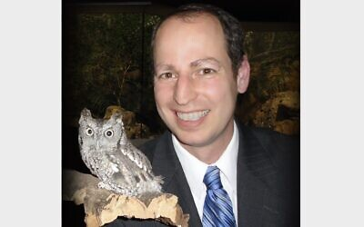 Dr. Jeremy Goodman (Photo courtesy of Pittsburgh Zoo and PPG Aquarium)