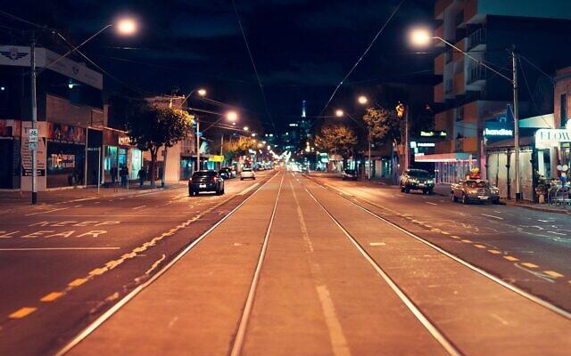 An empty street in Melbourne (Photo by Adrian Malec via Pixabay)