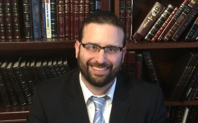 Rabbi Doniel Schon (Photo courtesy of Rabbi Doniel Schon)