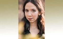 Temple Emanuel of South Hills new cantor intern Sierra Fox. Photo provided by Sierra Fox.