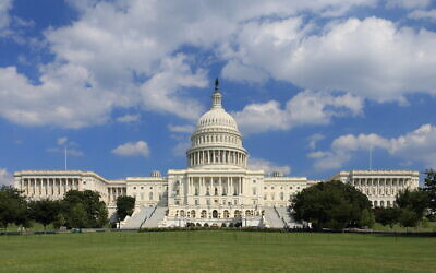 U.S. Capitol (Photo by Martin Falbisoner, CC BY-SA 3.0 creativecommons.org/licenses/by-sa/3.0>, via Wikimedia Commons)