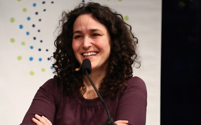 Pamela Shifman attends the launch party of Donor Direct Action at the Ford Foundation in New York City, March 9, 2015. (Astrid Stawiarz/Getty Images for James Grant PR)