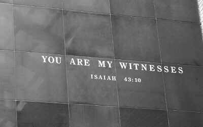 United States Holocaust Memorial Museum (Image by hannahlmyers from Pixabay)