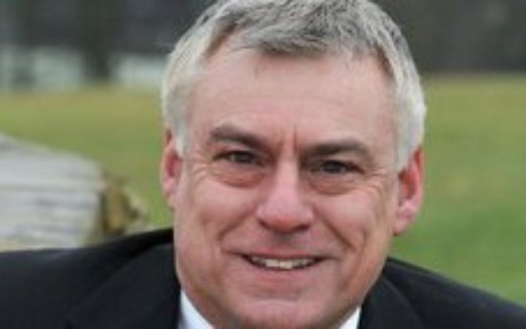 Former Lib Dem MP David Ward