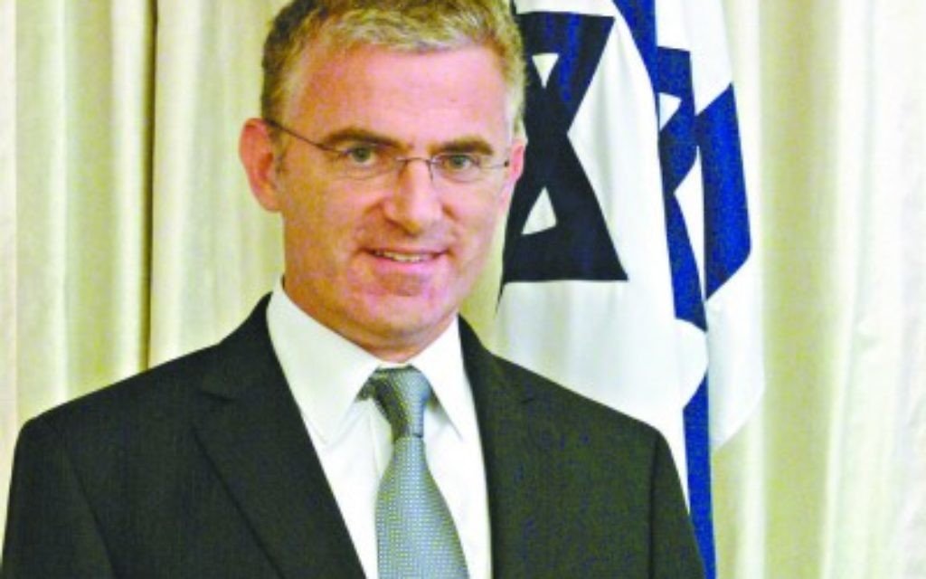 Ambassador Daniel Taub
