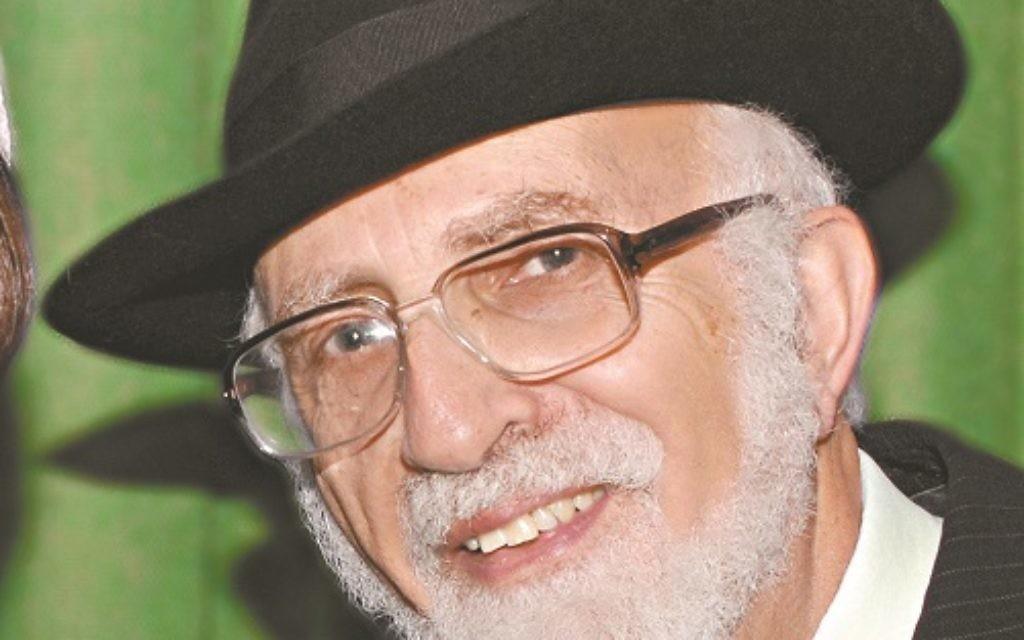 Rabbi Menahem Lester