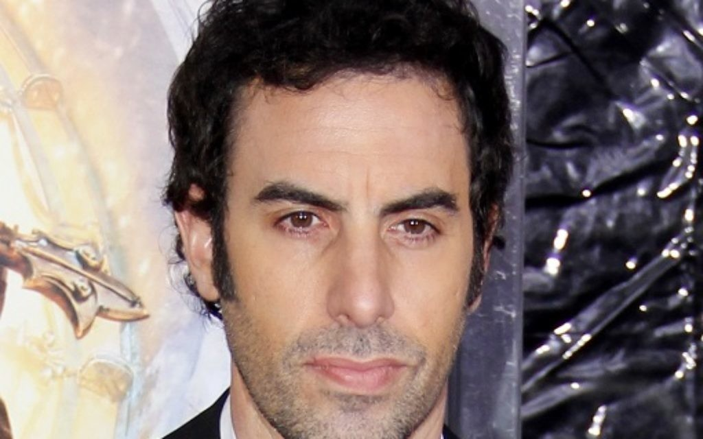 Sacha Baron Cohen And Isla Fisher To Donate 1m For Syrians War