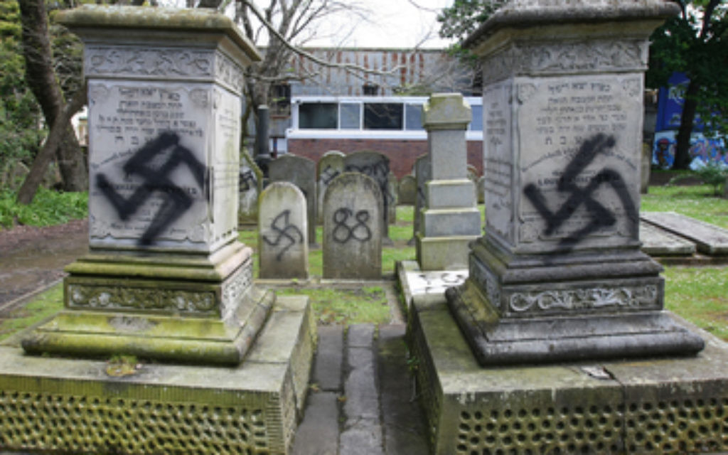 Graves desecrated at Grafton Cemetery in New Zealand