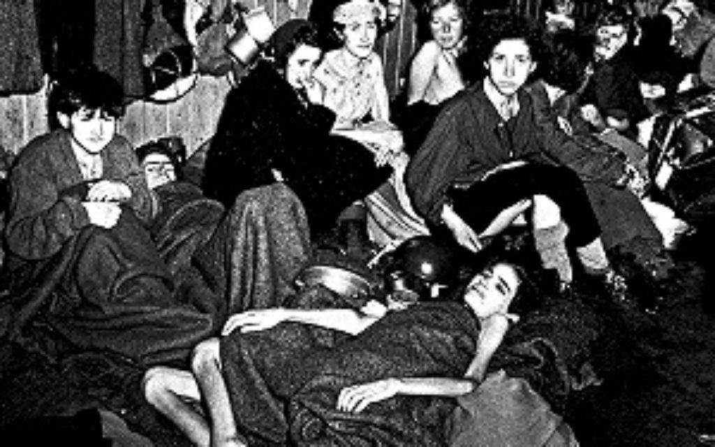 Holocaust victims at Bergen-Belsen