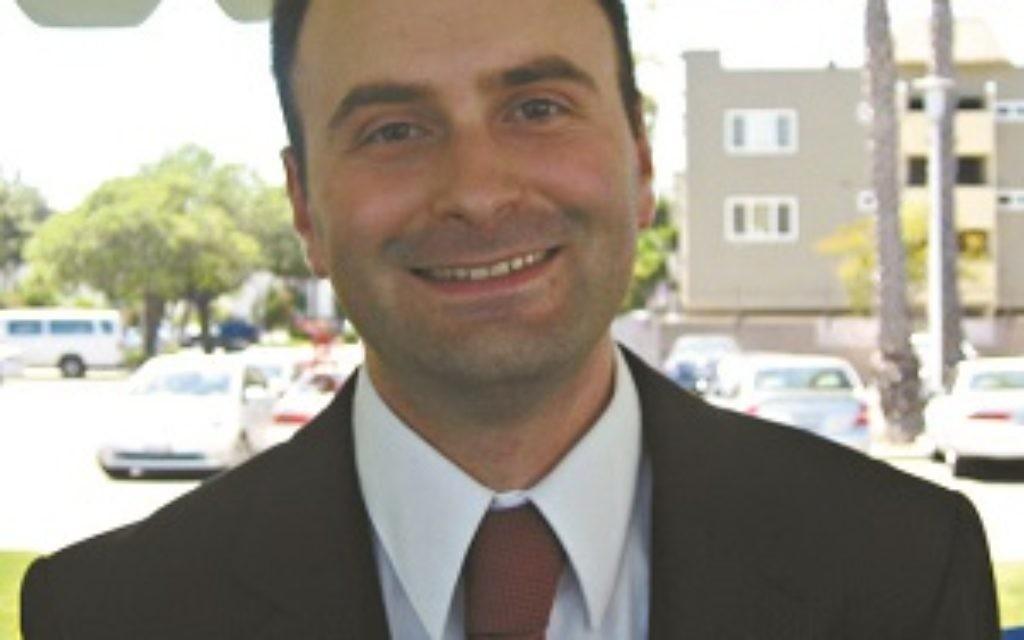 Rabbi Danny Burkeman