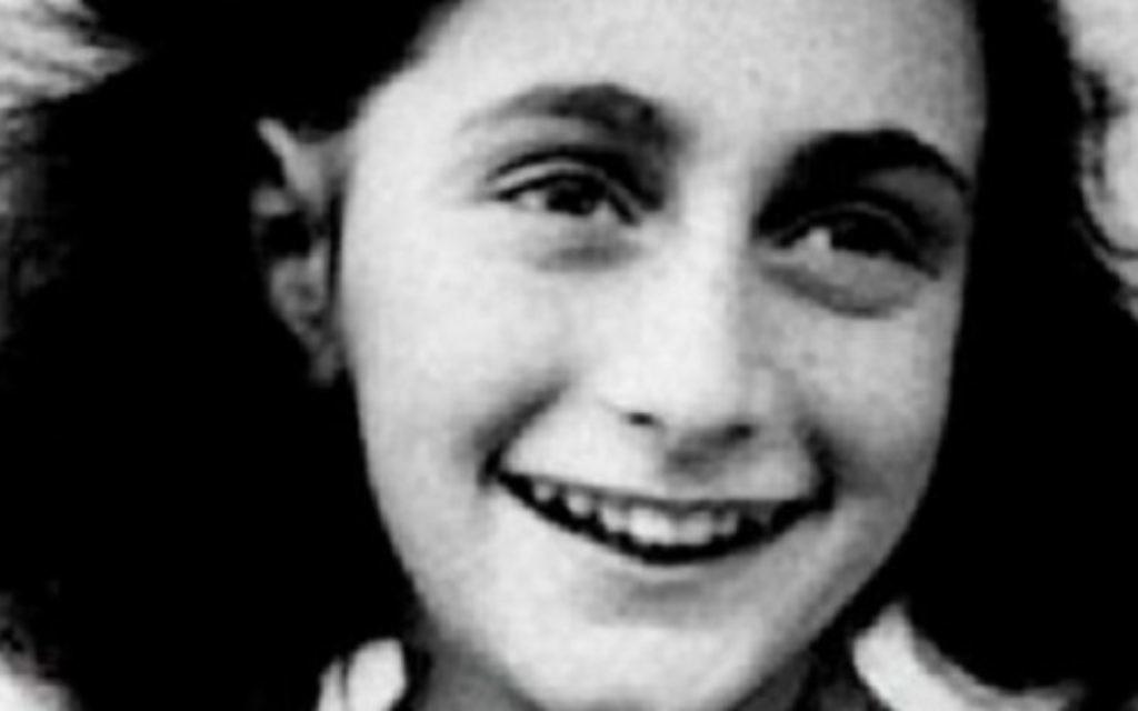 Anne Frank died aged 15 at Bergen-Belsen