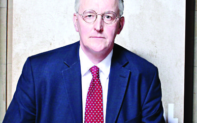 Hilary Benn  visited Israel and the Palestinian Terrotories in December.