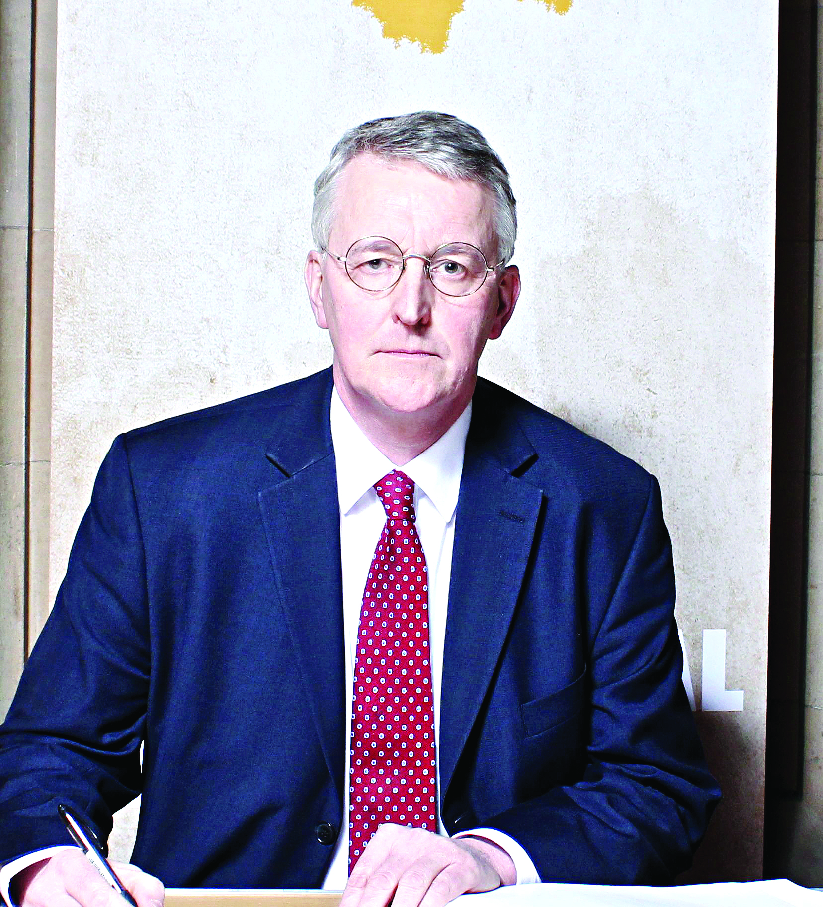 EXCLUSIVE – Hilary Benn: 'Palestinian leaders must be more vocal in condemning violence'