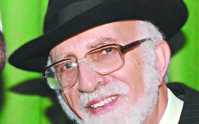 Rabbi Menachem Lester, Former rabbi of South London Synagogue
