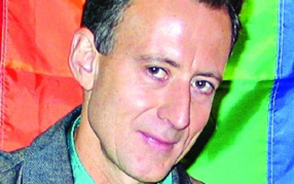 Peter Tatchell campaigned in the 1980s to lay wreaths in memory of Nazism's LGBT victims