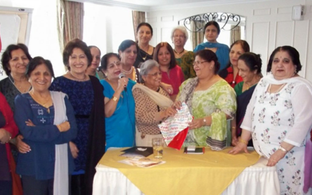 Women's Interfaith Network has over 1000 members