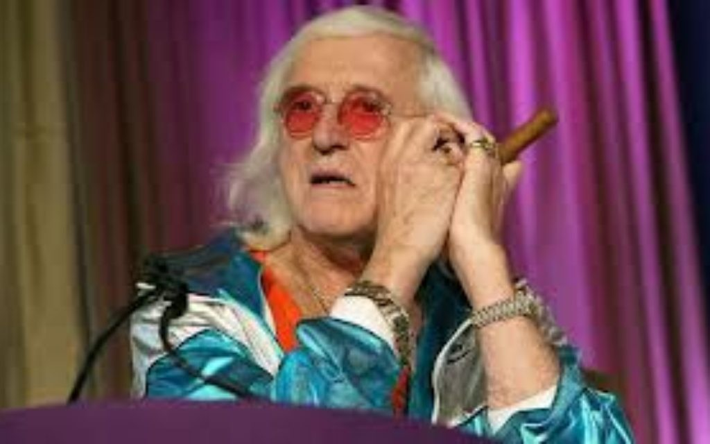 Jimmy Savile - who police have said abused more than 200 people over 60 years.
