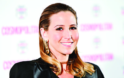 Rachel Stevens: 'The pretty one from S Club 7'