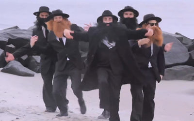 Jew Direction: filling a gap in the market for a Jewish boy band