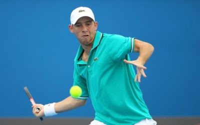 Dudi Sela is taking part in his first warm-up event ahead of this year's Wimbledon Championships